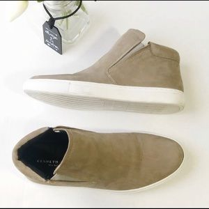 Kenneth Cole New York Leather Sneakers